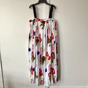 Ted Baker London Floral tie strap dress 6